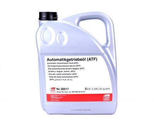 Жидкость ГУР (красная, 5л) 30017 FEBI (Германия)