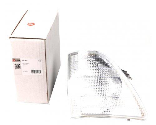 Указатель поворота правый (белый) MB Sprinter 901-905 1995-2000 301007 SOLGY (Испания)