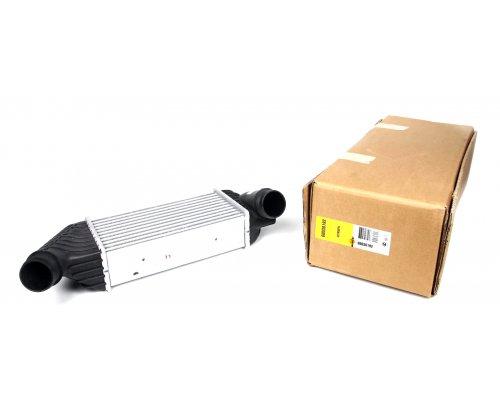 Радиатор интеркулера (300х156х80мм) Fiat Scudo II / Citroen Jumpy II / Peugeot Expert II 1.6HDi 2007- 30192 NRF (Нидерланды)