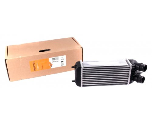 Радиатор интеркулера (300х157х80мм) Fiat Scudo II / Citroen Jumpy II / Peugeot Expert II 1.6HDi 2007- 30193 NRF (Нидерланды)