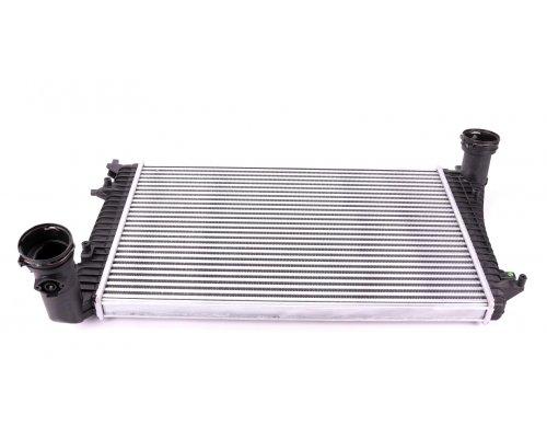 Радиатор интеркулера (двигатель BLS / BSU / BMM) VW Caddy III 1.9TDI / 2.0TDI 103kW 04-10 30199 NRF (Нидерланды)