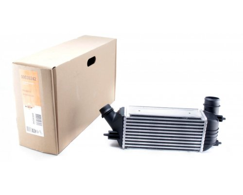 Радиатор интеркулера (300х145х80мм) Fiat Scudo II / Citroen Jumpy II / Peugeot Expert II 2.0HDi 2007- 30242 NRF (Нидерланды)