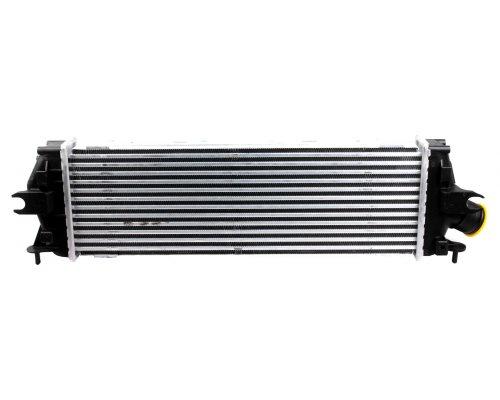 Радиатор интеркулера Renault Trafic II / Opel Vivaro A 2.0dCi, 2.5dCi 107kW 03-14 30271 NRF (Нидерланды)