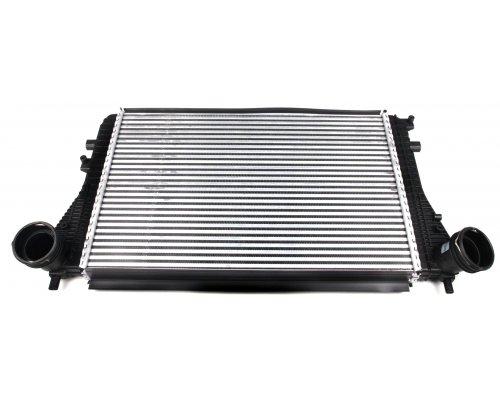 Радиатор интеркулера (двигатель BJB) VW Caddy III 1.9TDI 04-10 30454 NRF (Нидерланды)