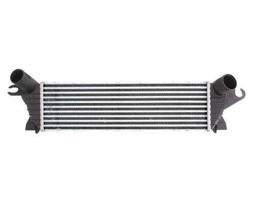 Радиатор интеркулера Renault Kangoo / Nissan Kubistar 1.9dCi / 1.9dTi 1997-2008 30511 NRF (Нидерланды)