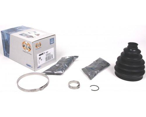 Пыльник шруса наружный (комплект, 28х98х123) VW Caddy III 1.6TDI / 1.9TDI / 2.0TDI 04- 305967 LOBRO (Германия)