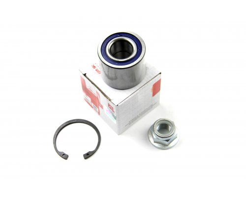 Подшипник ступицы задний (комплект) Renault Kangoo / Nissan Kubistar 97-08 30839 ASAM (Румыния)
