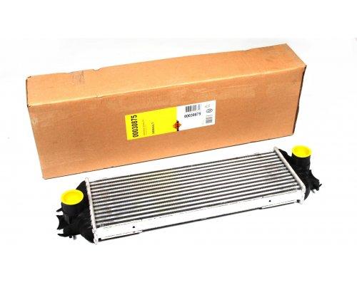Радиатор интеркулера Renault Trafic II / Opel Vivaro A 1.9dCi 01-14 30875 NRF (Нидерланды)