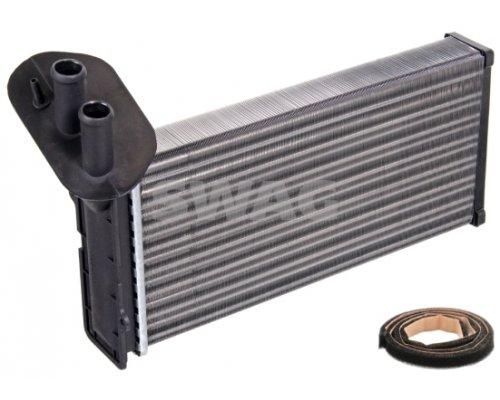 Радиатор печки (без кондиционера, 306х157х42мм) VW Transporter T4 1990-2003 30915914 SWAG (Германия)