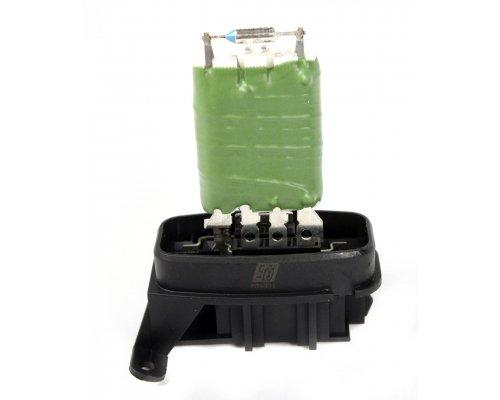 Реостат / резистор печки (7 контактов, до № кузова: R365850) MB Sprinter 901-905 1995-2006 405001 SOLGY (Испания)