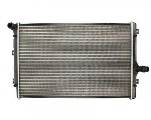 Радиатор охлаждения (650x439x32мм) VW Caddy III 1.6TDI / 2.0TDI 2007-2015 65281A NISSENS (Дания)
