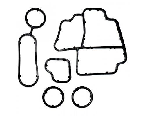 Комплект прокладок радиатора масляного / теплообменника VW Transporter T5 2.0TDI / 2.0BiTDI 09-15 3117004 AUTOTECHTEILE (Германия)