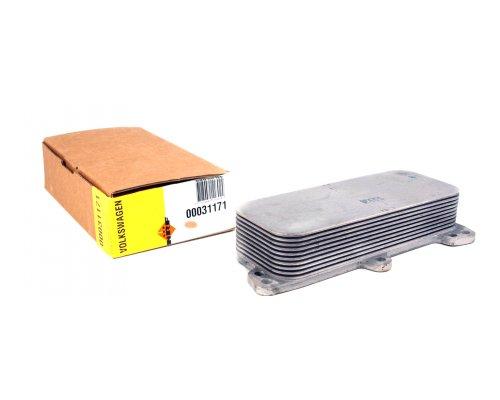 Радиатор масляный / теплообменник VW Transporter T5 2.5TDI 03-09 31171 NRF (Нидерланды)