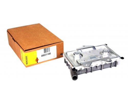 Радиатор масляный / теплообменник MB Sprinter 2.3D / 2.9TDI 1995-2006 31180 NRF (Нидерланды)