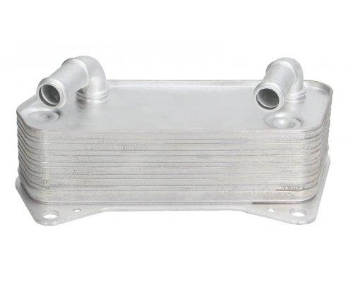 Радиатор масляный / теплообменник VW Caddy III 1.4 (бензин) 04-10 31188 NRF (Нидерланды)