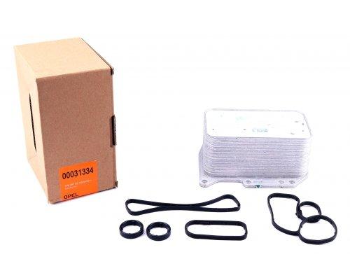 Радиатор масляный / теплообменник Renault Trafic II / Opel Vivaro A 2.0dCi 06-14 31334 NRF (Нидерланды)