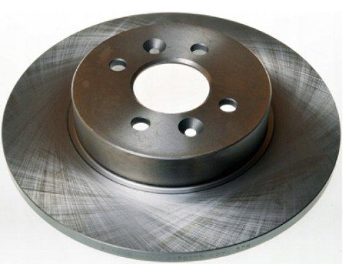 Тормозной диск задний (с подшипником) Renault Trafic II / Opel Vivaro A 2001-2014 313658 NK (Дания)