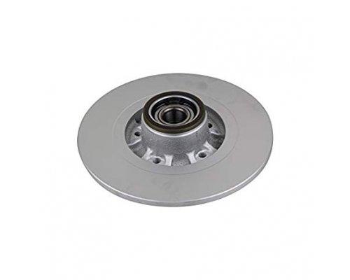 Тормозной диск задний (R15 / R16) Renault Kangoo II / MB Citan 2008- 313975 NK (Дания)