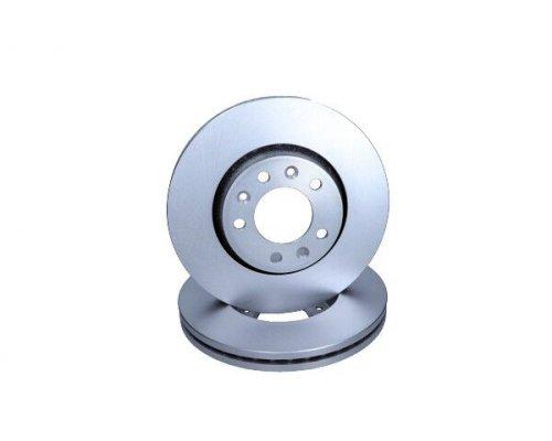 Тормозной диск передний (диаметр 280мм) Fiat Scudo II / Citroen Jumpy II / Peugeot Expert II 2007- 3163100400 JP GROUP (Дания)