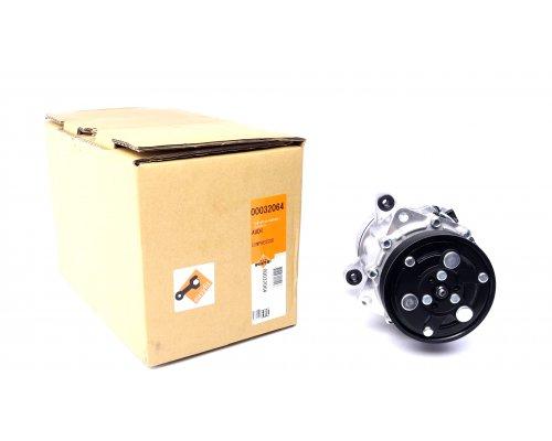 Компрессор кондиционера VW Transporter T5 1.9TDI / 2.0TSI / 2.0, 3.2 бензин 2003- 32064 NRF (Нидерланды)