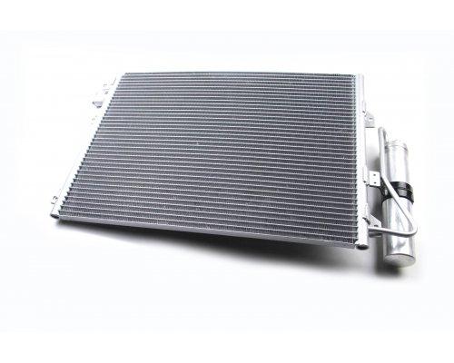 Радиатор кондиционера (510x380x16мм) Renault Kangoo 1997-2008 32314 ASAM (Румыния)