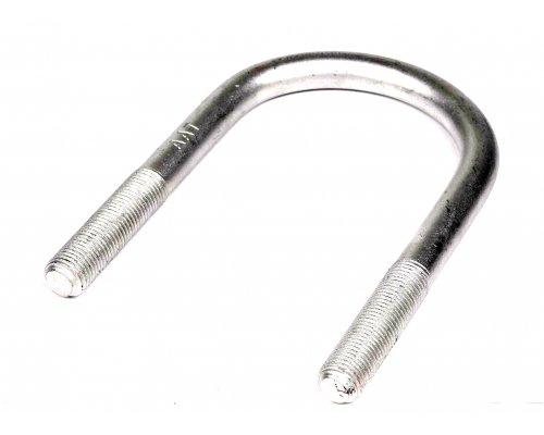 Стремянка задней рессоры (без гаек, 130х70х14мм) MB Sprinter 906 2006- 3247 AUTOTECHTEILE (Германия)