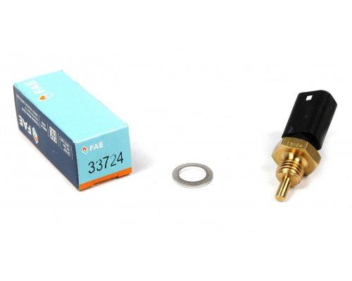 Датчик температуры охлаждающей жидкости (контактов 3) Opel Movano 2.5D / 2.8DTi 1998-2010 33724 FAE (Испания)