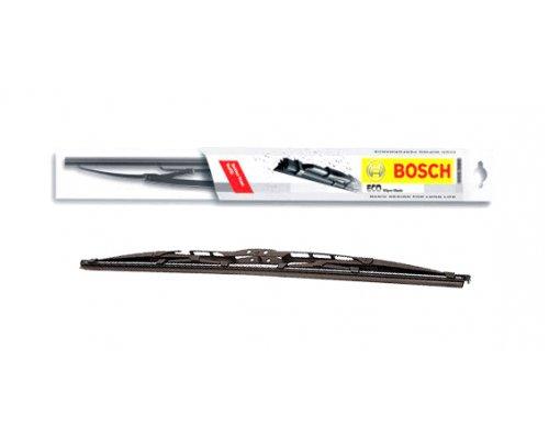Щетка стеклоочистителя водительская (каркасная, 600мм) MB Sprinter 901-905 1995-2006 3397004673 BOSCH (Германия)