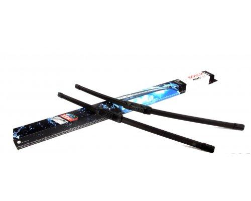 Комплект щеток стеклоочистителя (бескаркасные, 650мм + 600мм) MB Sprinter 906 2006- 3397007215 BOSCH (Германия)