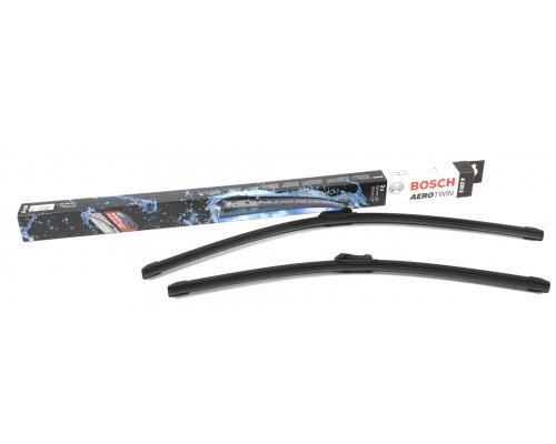 Комплект щеток стеклоочистителя (бескаркасные, 650мм + 550мм) Fiat Ducato II / Citroen Jumper II / Peugeot Boxer II 2006- 3397007225 BOSCH (Германия)