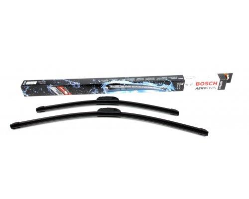 Комплект щеток стеклоочистителя (бескаркасные, 650мм + 500мм) Fiat Scudo II / Citroen Jumpy II / Peugeot Expert II 2007- 3397007706 BOSCH (Германия)