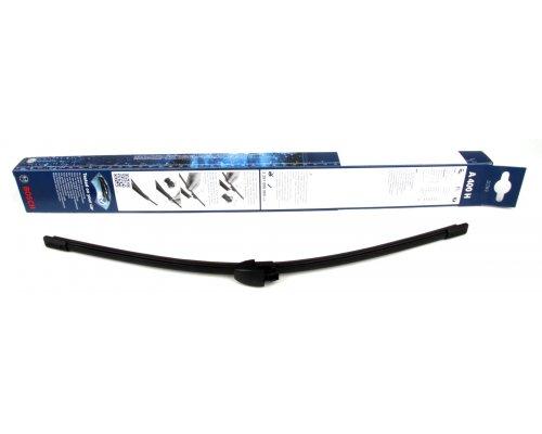 Щетка стеклоочистителя задняя (бескаркасная, 400мм) VW Caddy III 2004-2010 3397008009 BOSCH (Германия)