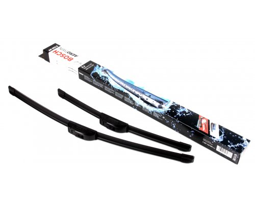 Комплект щеток стеклоочистителя (бескаркасные, 550мм + 440мм) Fiat Ducato / Citroen Jumper / Peugeot Boxer 1994-2006 3397118984 BOSCH (Германия)