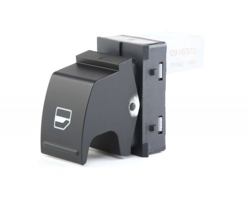 Кнопка стеклоподъемника правая (пассажирская) VW Caddy III 04- 0916373 METZGER (Германия)