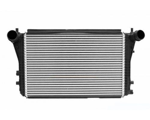 Радиатор интеркулера VW Caddy III 1.6TDI / 2.0TDI 10-15 342380 KALE