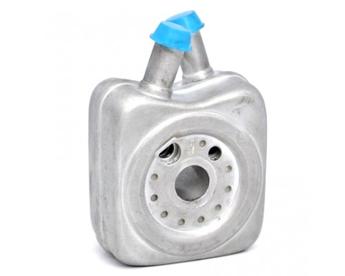 Радиатор масляный / теплообменник VW Caddy III 1.9TDI / 2.0SDI 2004-2010 344355 KALE