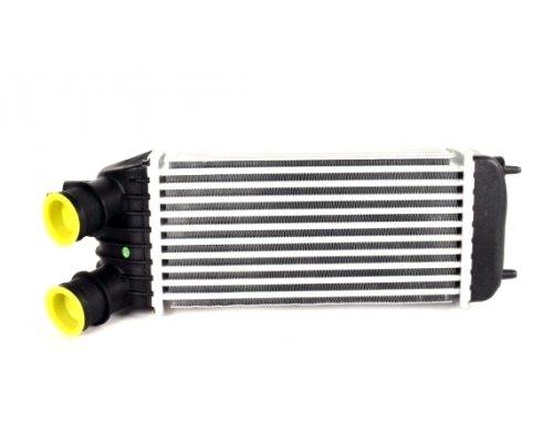 Радиатор интеркулера (300х157х80мм) Fiat Scudo II / Citroen Jumpy II / Peugeot Expert II 1.6HDi 2007- 344895 KALE