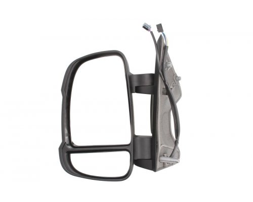 Зеркало левое электрическое (с подогревом) Fiat Ducato II / Citroen Jumper II / Peugeot Boxer II 2006- 350315027830 MAGNETI MARELLI (Италия)