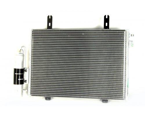 Радиатор кондиционера (510x380x16мм) Renault Kangoo 1997-2008 35353 NRF (Нидерланды)