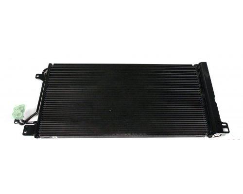 Радиатор кондиционера VW Transporter T5 1.9TDI / 2.5TDI / 2.0 (бензин) / 3.2 (бензин) 2003-2009 376300 KALE