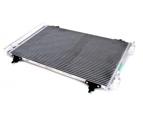 Радиатор кондиционера Fiat Scudo II / Citroen Jumpy II / Peugeot Expert II 1.6HDi, 2.0HDi 2007- 35844 NRF (Нидерланды)