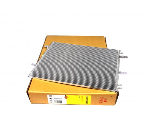 Радиатор кондиционера (538х468х12мм) Renault Trafic II / Opel Vivaro A 2.0dCi 2006-2014 35960 NRF (Нидерланды)