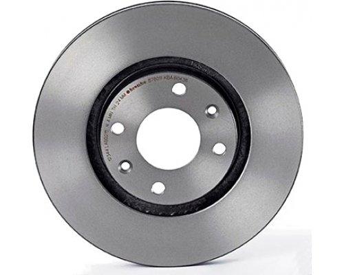 Тормозной диск передний (R16, 308x29.5мм) VW Transporter T6 2015- 3615002 AUTOTECHTEILE (Германия)