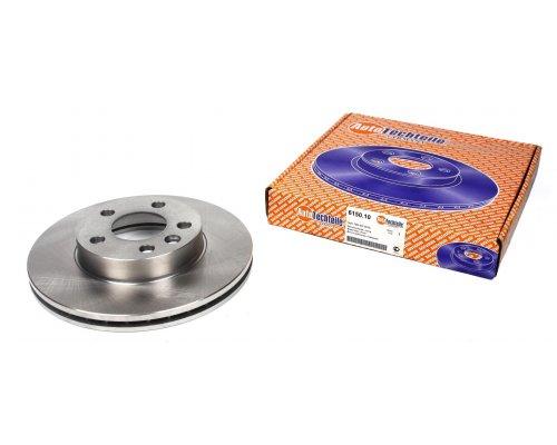 Тормозной диск передний вентилируемый (R15, 280x24mm) VW Transporter T4 90-03 3615010 AUTOTECHTEILE (Германия)