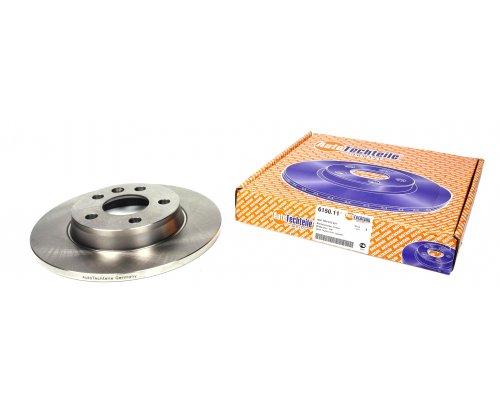 Тормозной диск задний сплошной (280x12mm) VW Transporter T4 90-03 3615011 AUTOTECHTEILE (Германия)