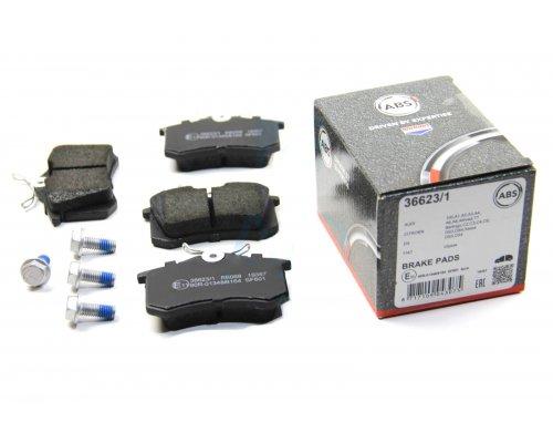 Тормозные колодки задние (LUCAS) Fiat Scudo / Citroen Jumpy / Peugeot Expert 1995-2006 36623/1 ABS (Нидерланды)