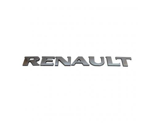 Эмблема задней двери Renault Trafic II 01-14 8200522593 TURKEY (Турция)