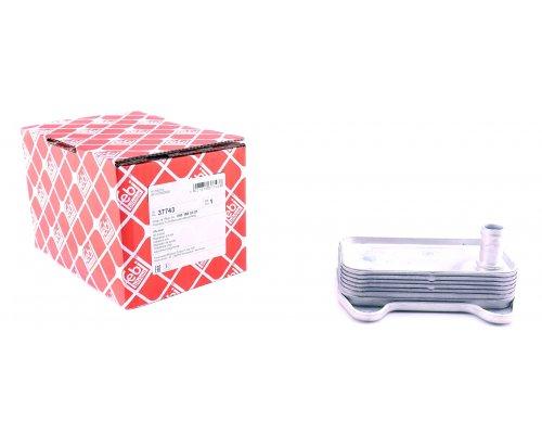 Радиатор масляный / теплообменник MB Vito 638 2.2CDI 96-03 37743 FEBI (Германия)