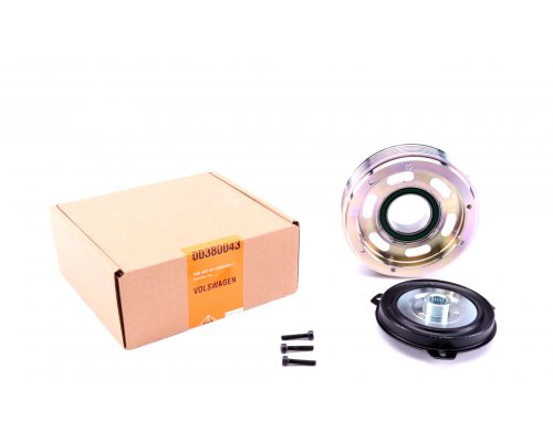 Шкив / муфта компрессора кондиционера (производ. компрессора DELPHI) VW Caddy III 2004-2015 380043 NRF (Нидерланды)