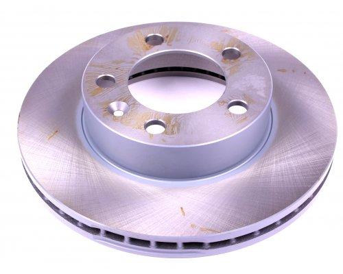 Тормозной диск передний (302х28мм) Renault Master III / Opel Movano B 2010- 39346 FEBI (Германия)